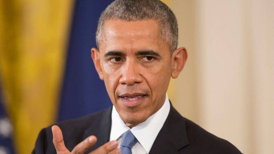 Obama: Downed warplane a result of Russian strategy in Syria