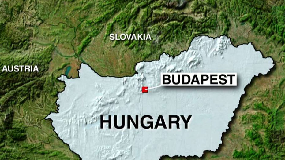 Six arrested in Hungary after police find bomb lab, weapons