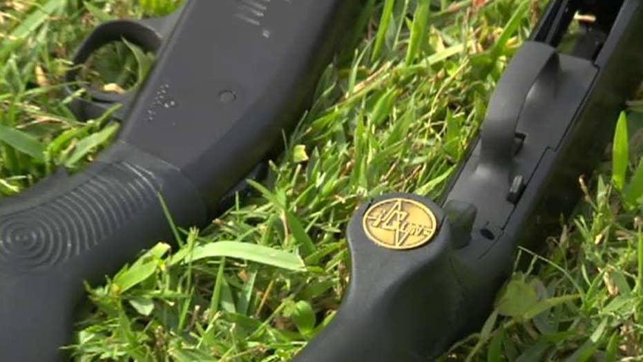 'Smart guns' raise questions, concerns