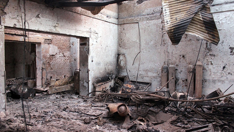 'Human error' cited in bombing of Afghanistan hospital