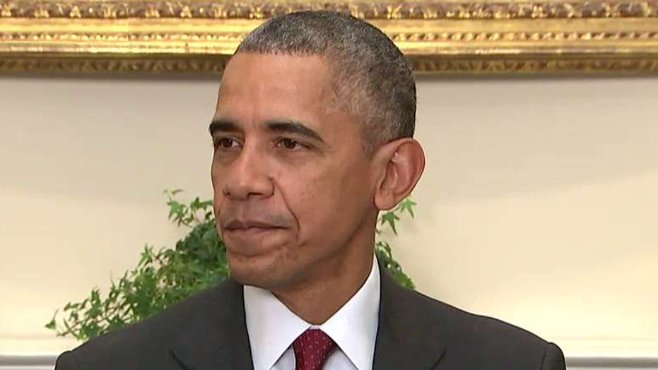 Obama: US stepping up pressure on ISIS in Iraq and Syria