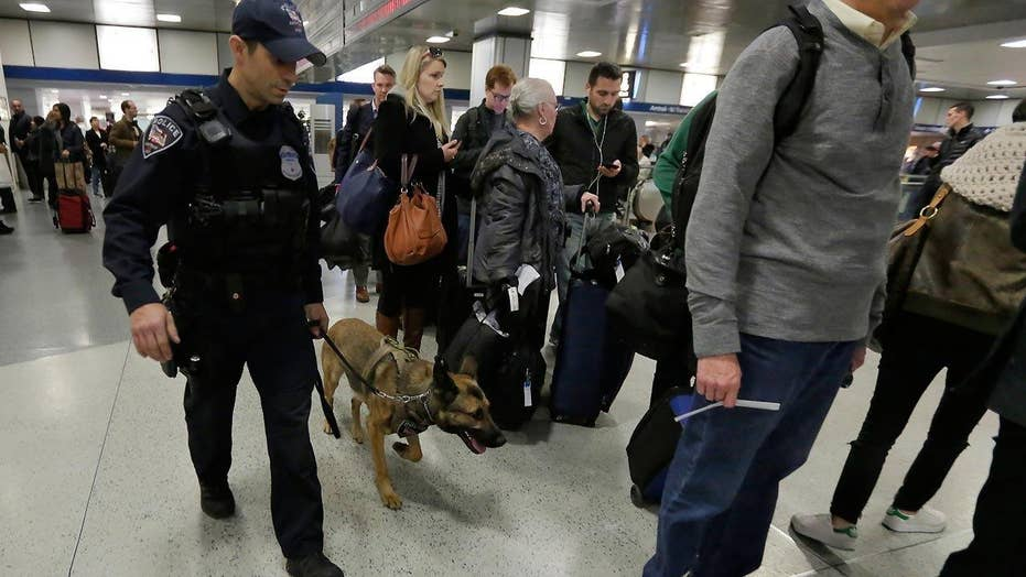 TSA: Holiday travelers face longer lines, tighter security