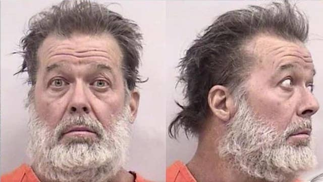 Mugshot of Colorado Planned Parenthood shooter released