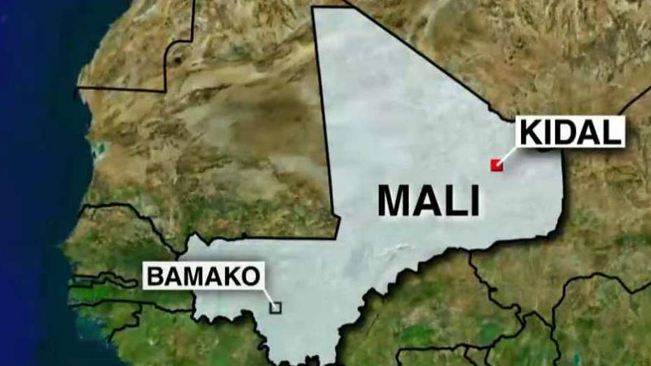 UN Peacekeepers attacked in Mali, three dead