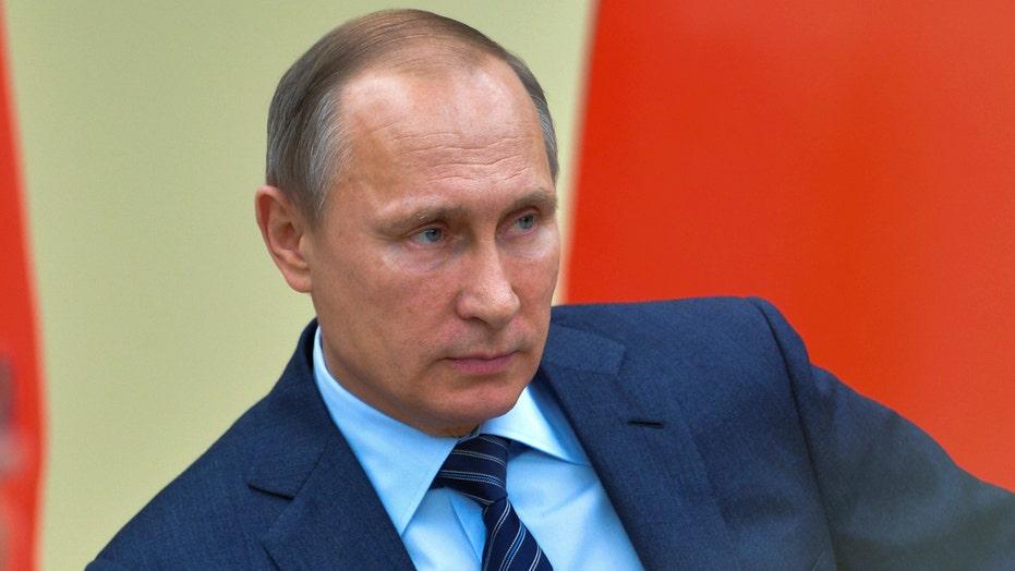 Putin pushing to tear apart NATO alliance?