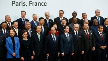 Paris climate change meetings: Best estimate for progress? Zero