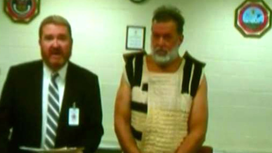 Suspected Planned Parenthood shooter makes court appearance