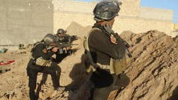 Iraqi forces have got warned civilians to go away Ramadi </body> </html>