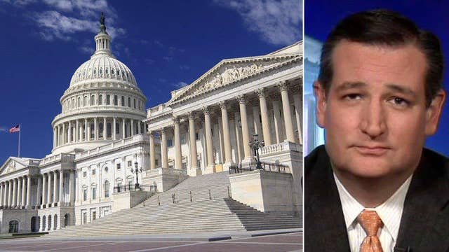 Ted Cruz: People are fed up with the 'Washington cartel'