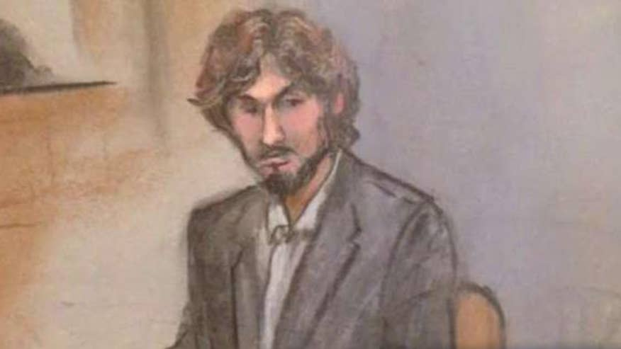 Tsarnaev was sentenced to death for his role in Boston Marathon bombing