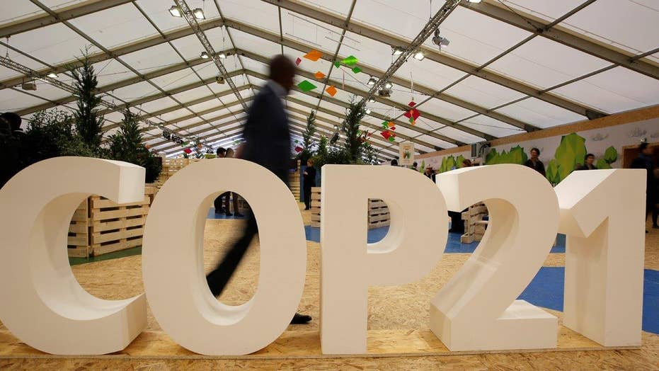 What did global climate change conference really accomplish?