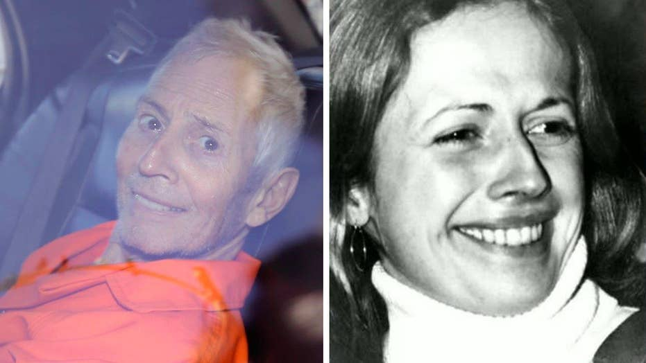 Family of Durst's 1st wife files $100M lawsuit in her death