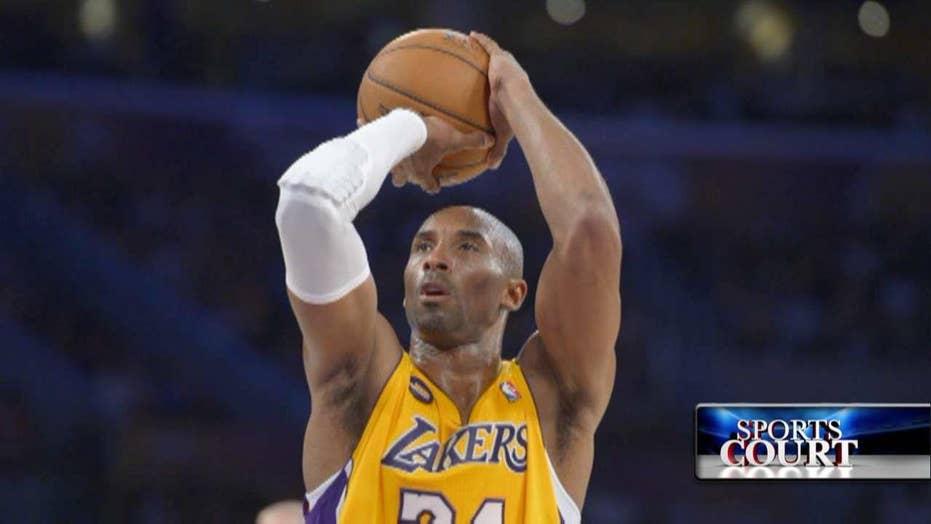 Durant: Media too hard on Kobe Bryant
