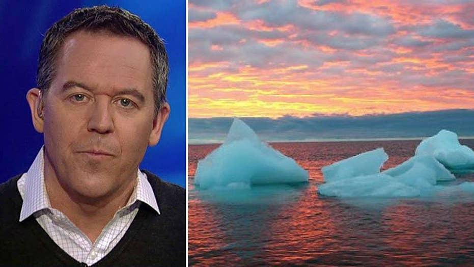 Gutfeld: White elites dangerously glamorizing climate change