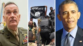 Gen. Joseph Dunford says ISIS is not 'contained'
