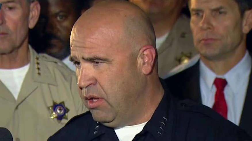 Authorities release names of California shooters