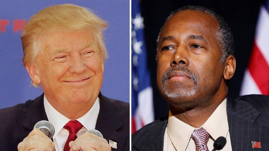 Trump extends lead, Carson fades in new Quinnipiac poll