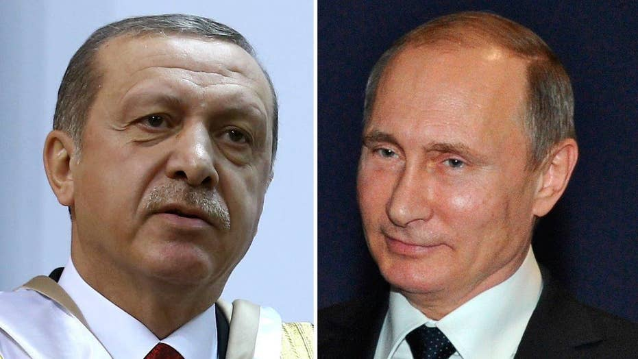 Russian-Turkish relations hit new low following downed jet