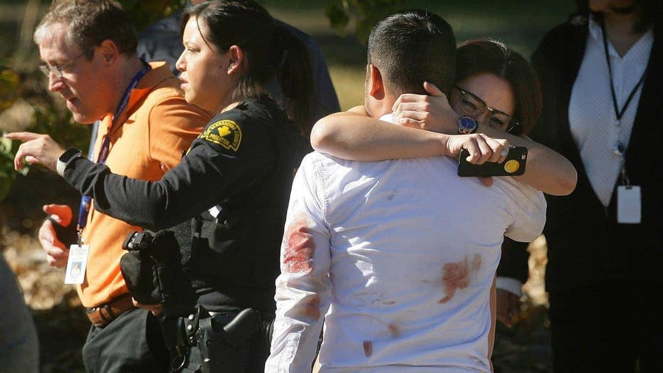 School for the blind shelters survivors of Calif. shooting