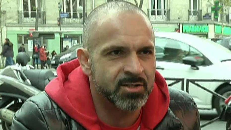 Paris attack survivor sympathizes with California victims