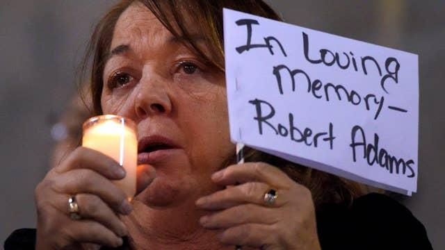 Vigil held for San Bernardino shooting victims