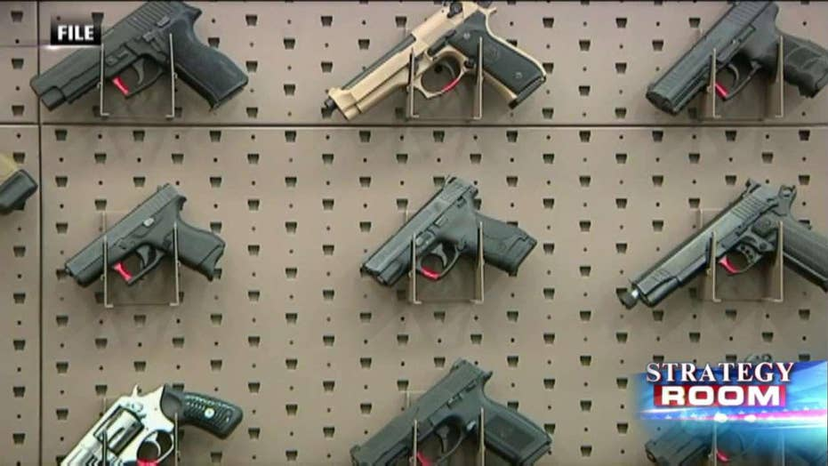 Firearm sales may spike as Congress mulls gun control laws