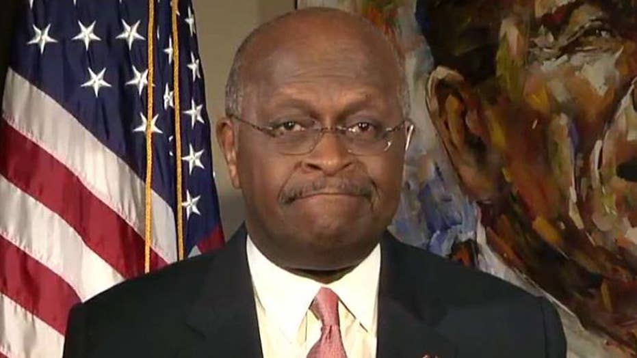 Herman Cain: Obama assumes Americans are 'simply stupid'