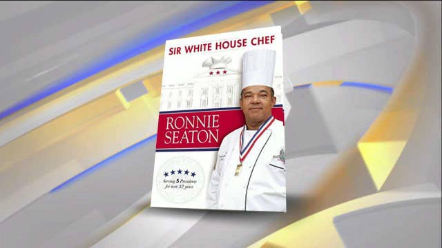 White House chef who wrote tell-all book a fraud