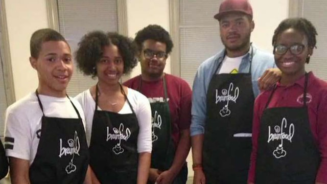 Brainfood teaches students about cooking and life