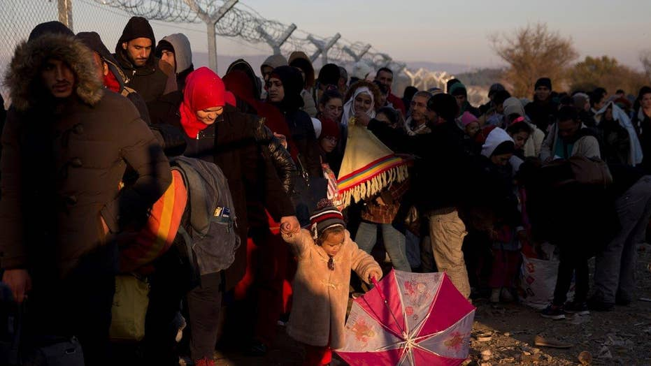 Texas faces off with White House over Syrian refugees