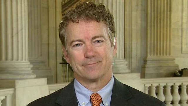 Sen. Paul: We need to press pause on Mideast immigration