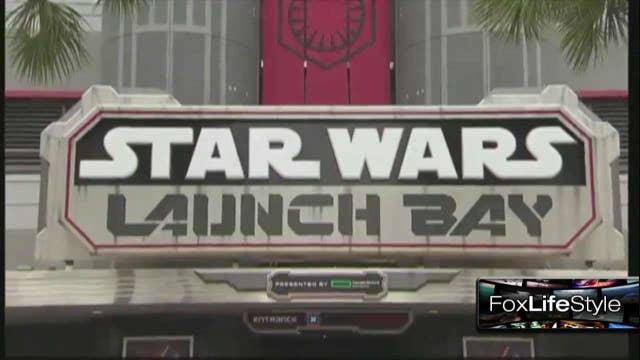 Inside Disney World's cool new 'Star Wars' attraction
