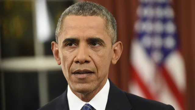 Did Obama's ISIS address calm jittery Americans?