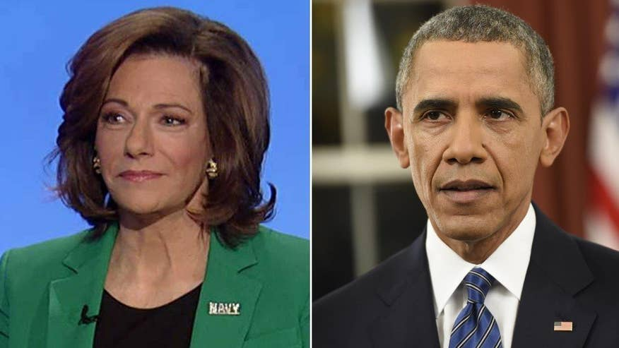 KT McFarland says the president did the 'opposite' of reassuring the American people