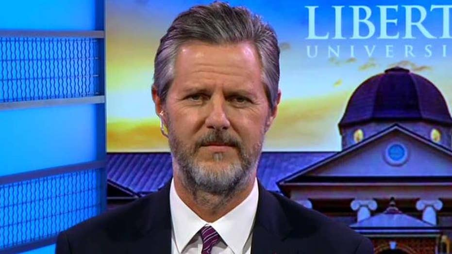 Exclusive: Why Falwell is urging students to arm themselves