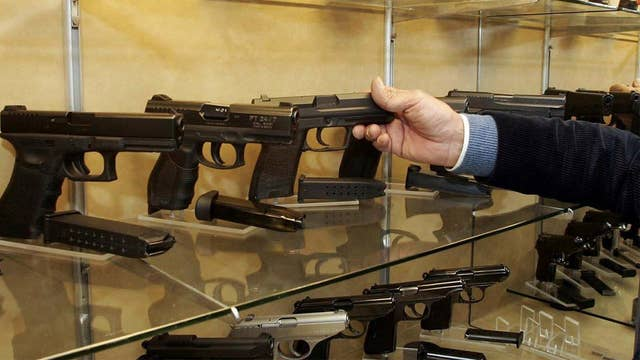 legalazing guns