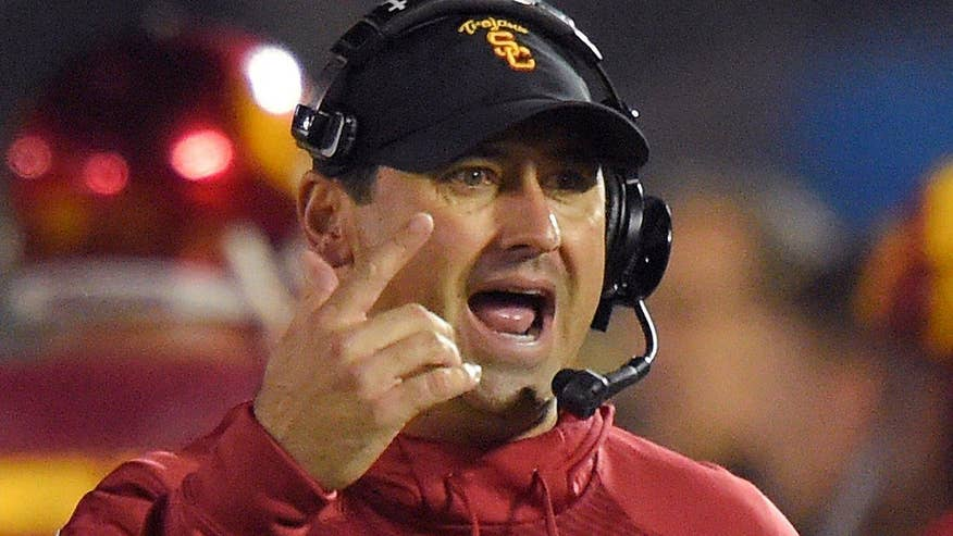 Lawsuit claims school didn't let Sarkisian seek treatment for alcoholism