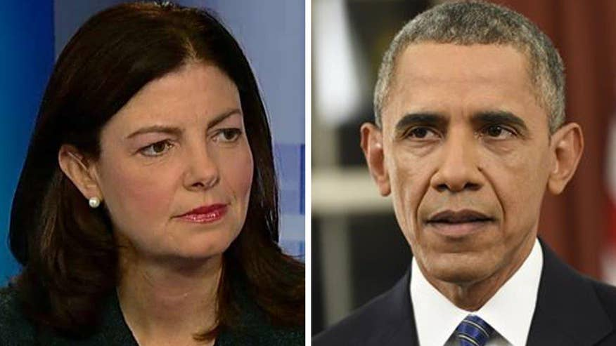 After hearing the president's Oval Office address to the nation, Sen. Kelly Ayotte goes 'On the Record' on whether she believes he has a plan to defeat ISIS or whether he is repeating talking points