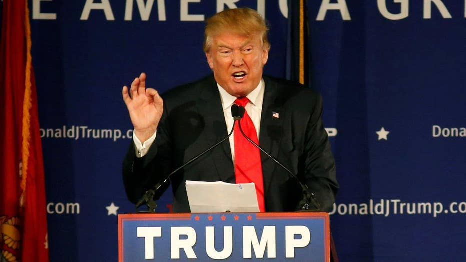 Trump: Block all Muslims from coming to US