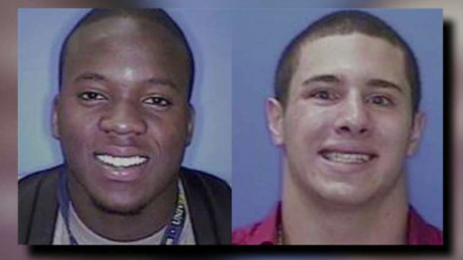 Arrests made in kidnapping of two college students
