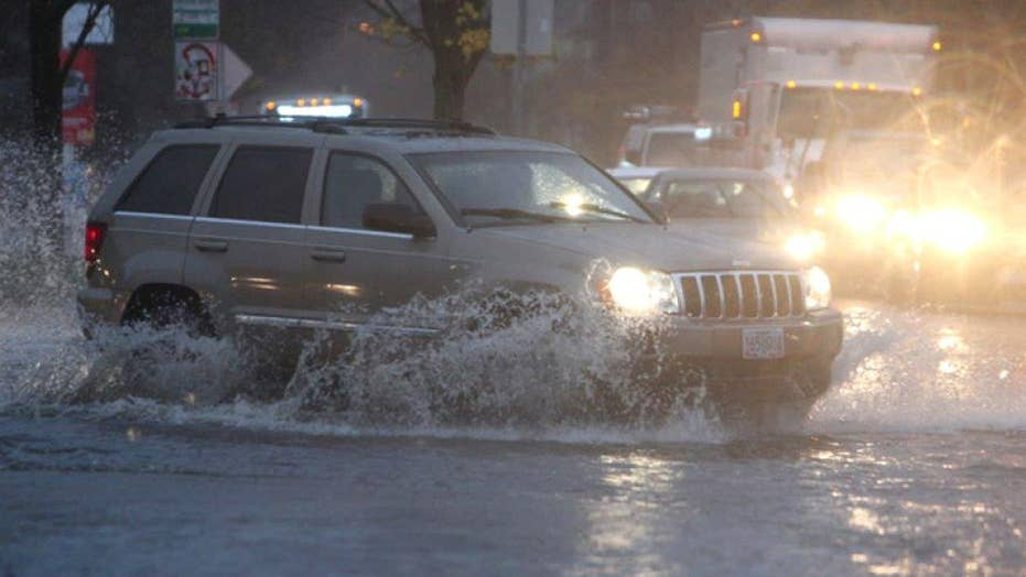 Heavy rains cause flooding, force evacuations in Northwest