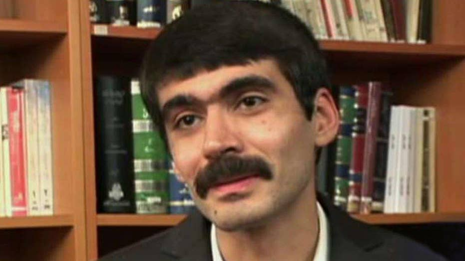Former Iranian political prisoner talks radical terror