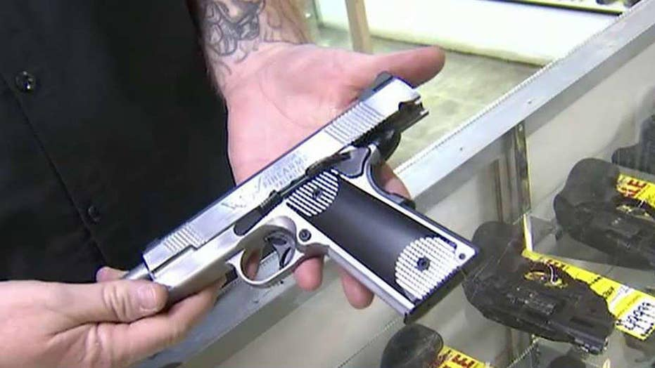 US gun sales spike after San Bernardino attack