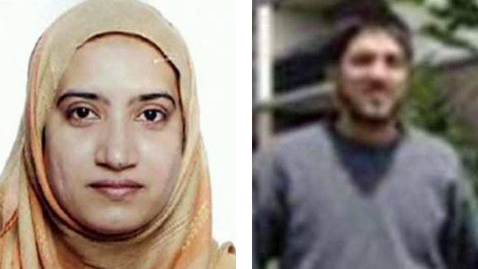 Terror couple's digital footprints yield radical clues