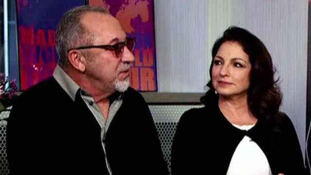 In the 'FoxLight': Get 'On Your Feet' with the Estefans