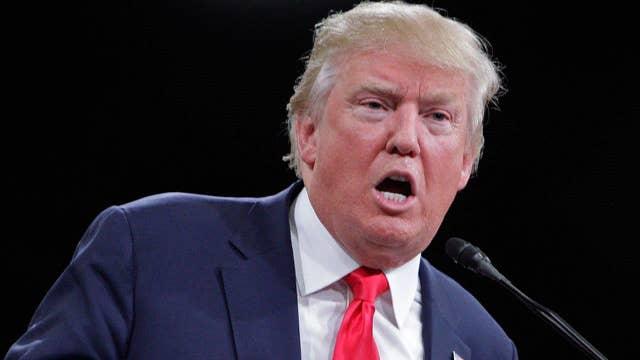Assessing Donald Trump's media presence