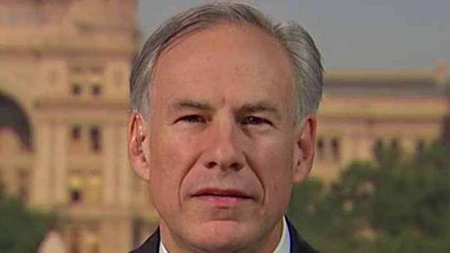 Judge rejects Texas request to block Syrian refugees; Governor sounds off on 'The Real Story'