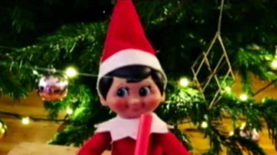 Elf on the Shelf adding to holiday stress?