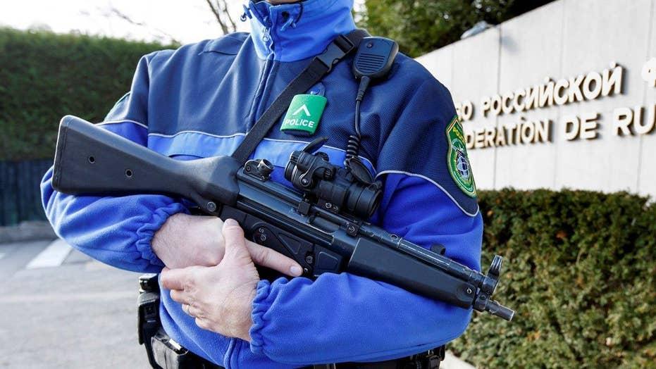 Geneva police hunt for terror suspects