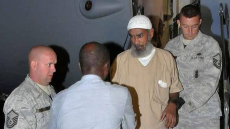 Former Gitmo detainee now Al Qaeda commander in Yemen